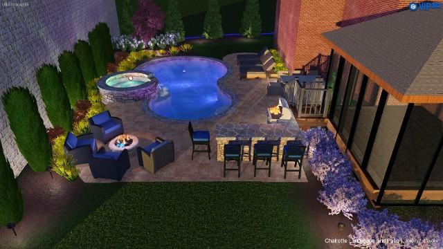 Charlotte Landscape And Patio